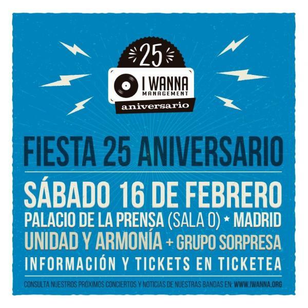 Unidad y Armonía presentan en Madrid 'Uno de estos días'