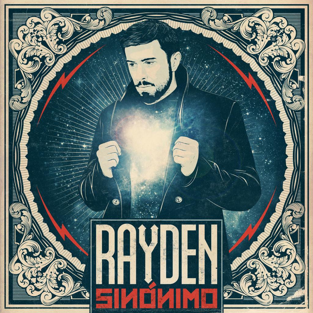 Riesgo e innovación en 'Sinónimo', nuevo disco de Rayden