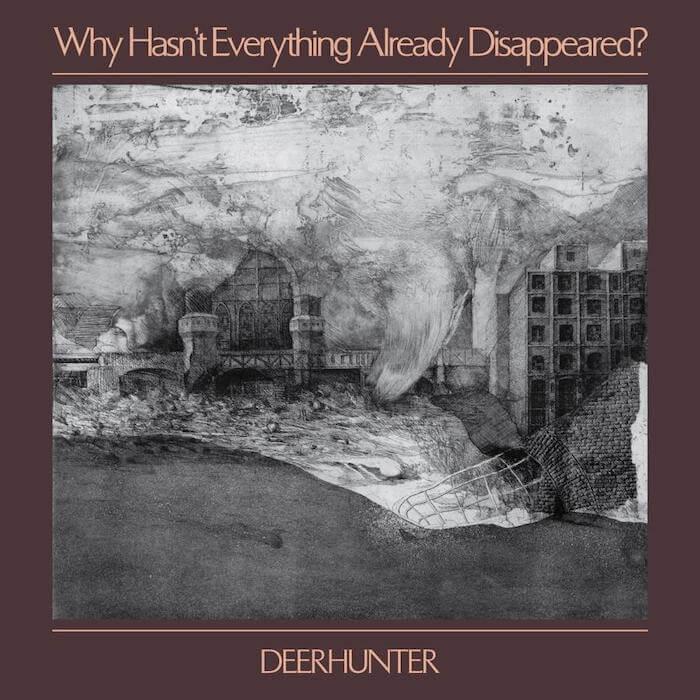 Lo nuevo de Deerhunter, una delicia para los oídos