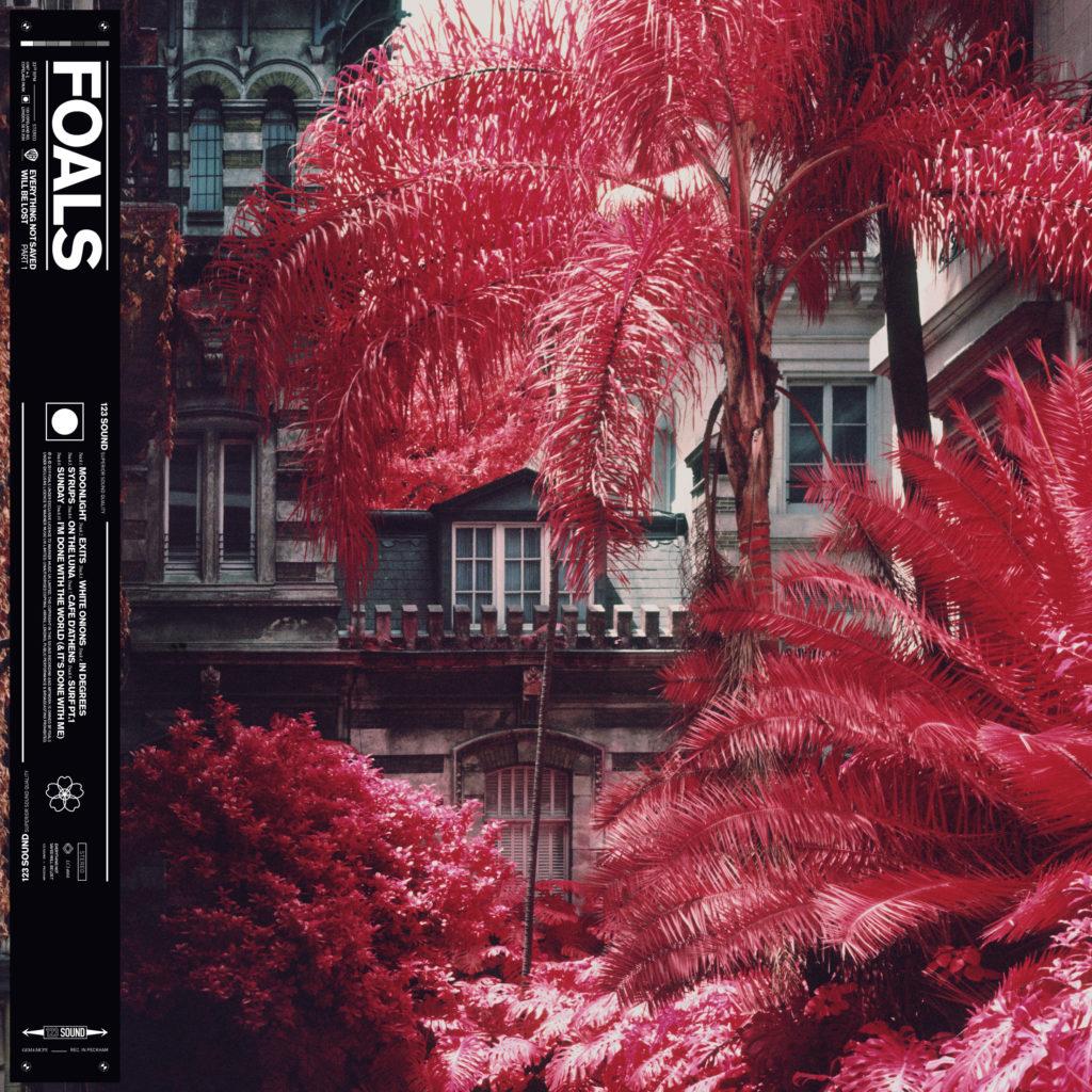 "Foals presentan ""Sunday"" tercer avance de su nuevo disco"
