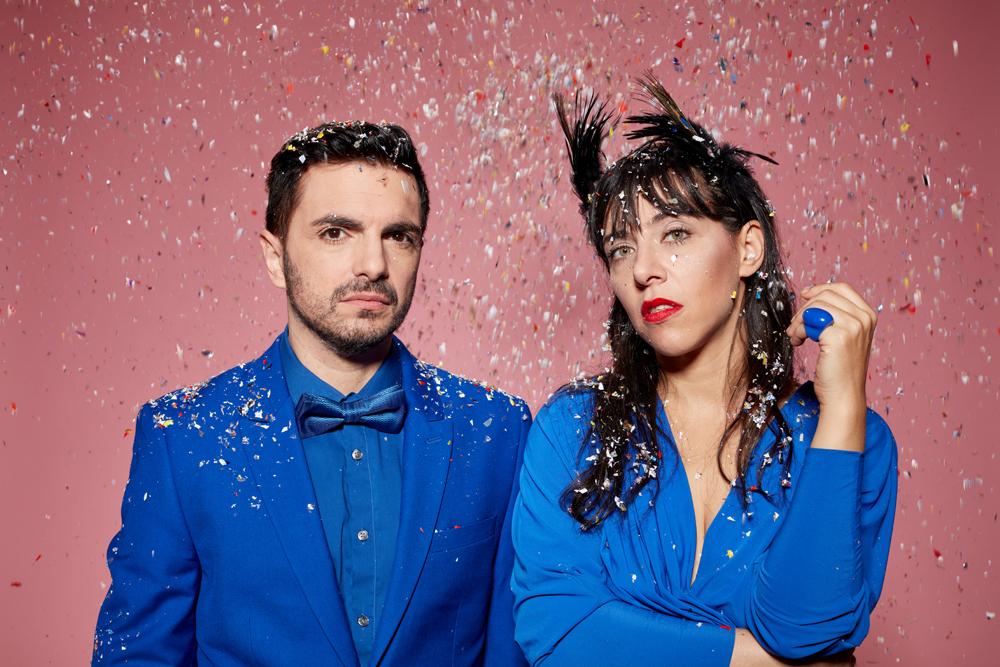 Miranda!, el dúo argentino de electropop, llega a nuestro país