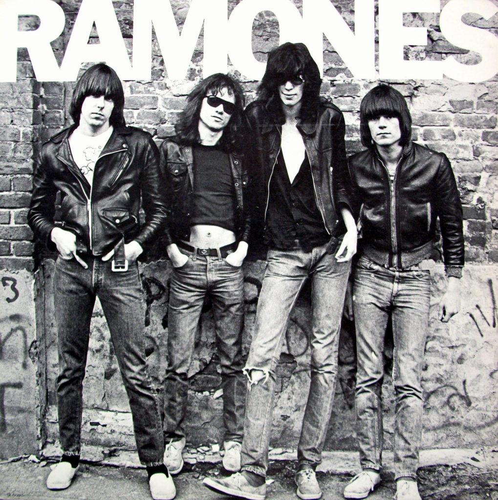 """Ramones"" – Ramones (SIRE, 1976)"