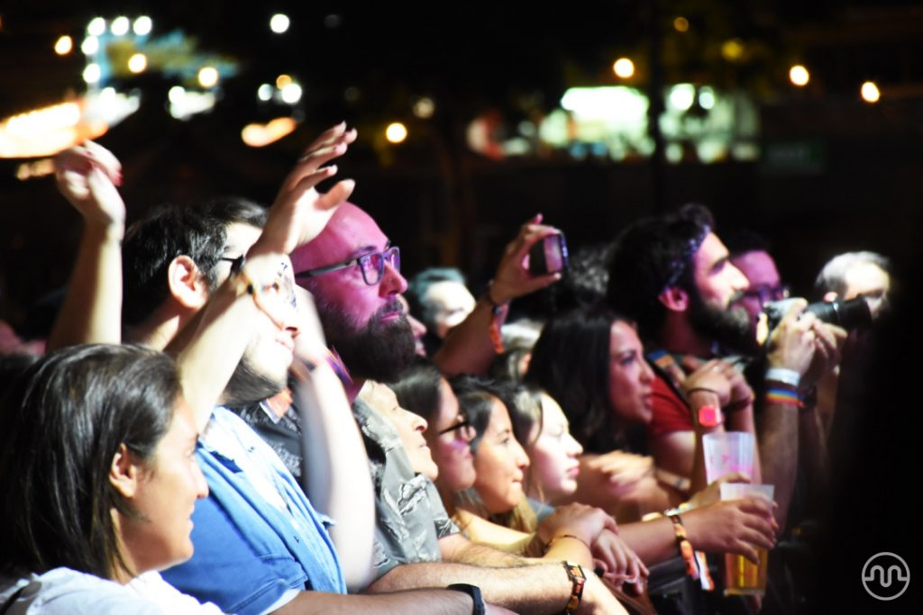 El Festival Río Babel pone a bailar a Madrid