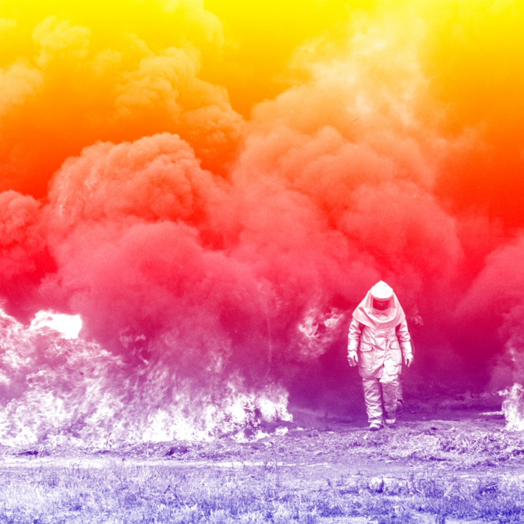 Delafé desvela la portada y el título de su próximo trabajo, 'Hay un lugar'