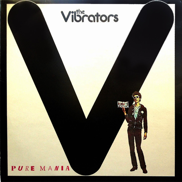 "VIBRATORS ""PURE MANIA"" (EPIC, 1977)"