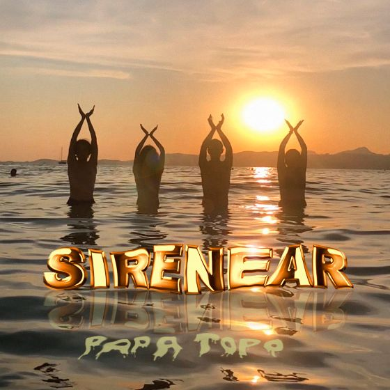 "Papa Topo publican ""Sirenear"", nuevo single con video"