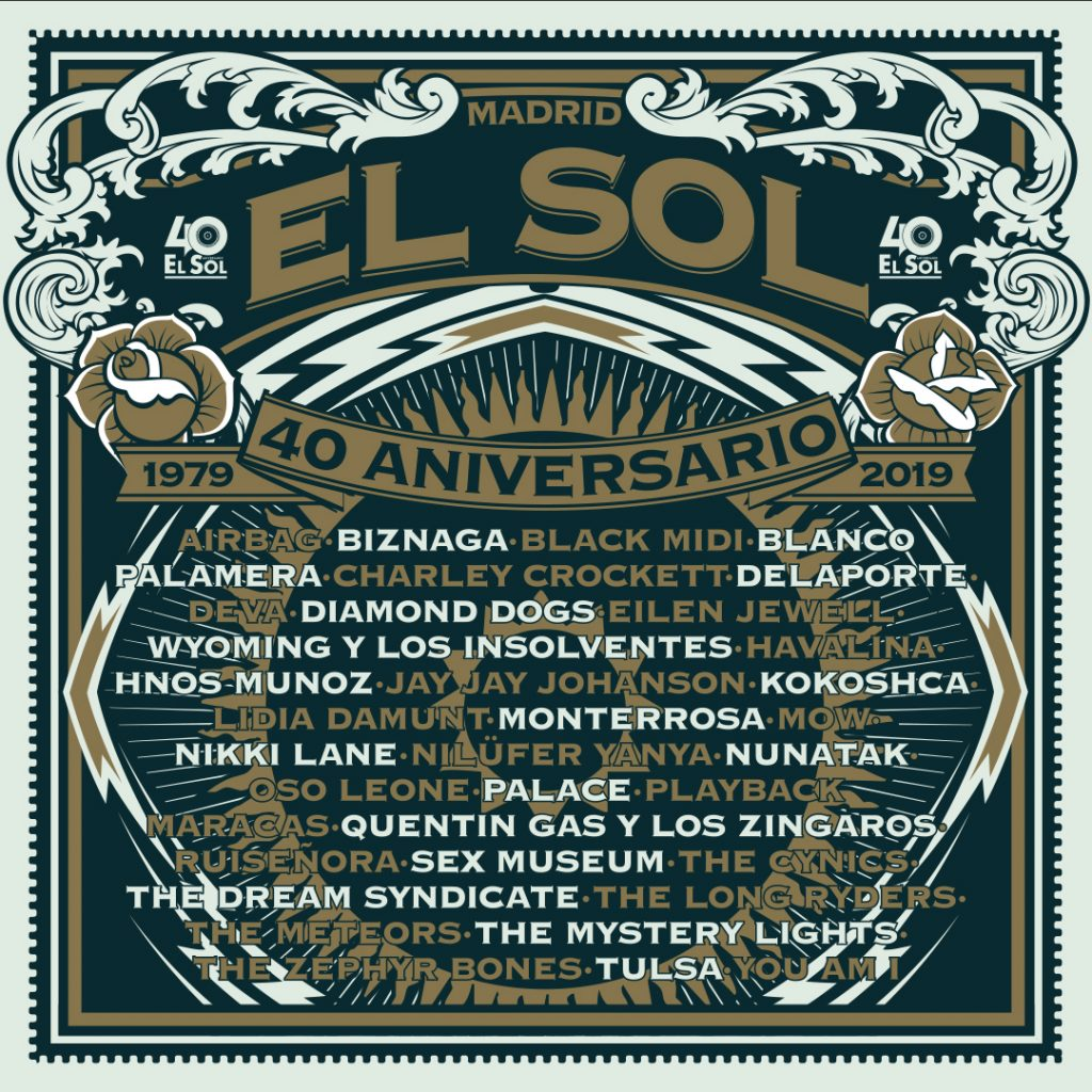 La sala El Sol celebra su 40 aniversario