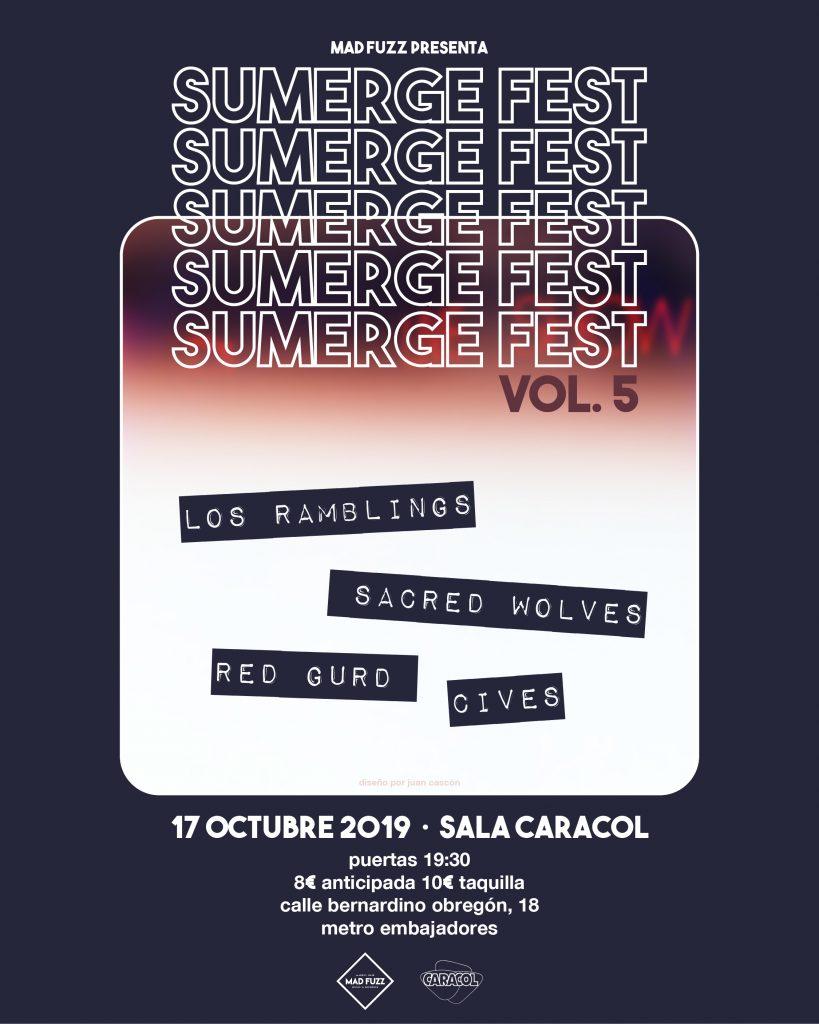 A una semana del Sumerge Fest