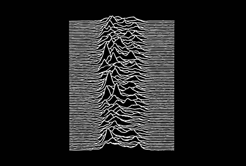 JOY DIVISION – UNKNOWN PLEASURES (FACTORY, 1979)