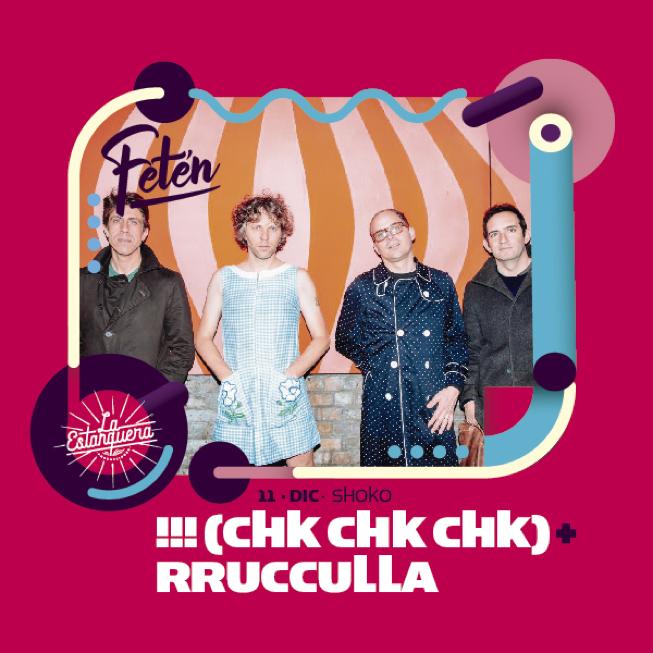 !!! (chk chk chk) mañana en la Sala Shoko de Madrid