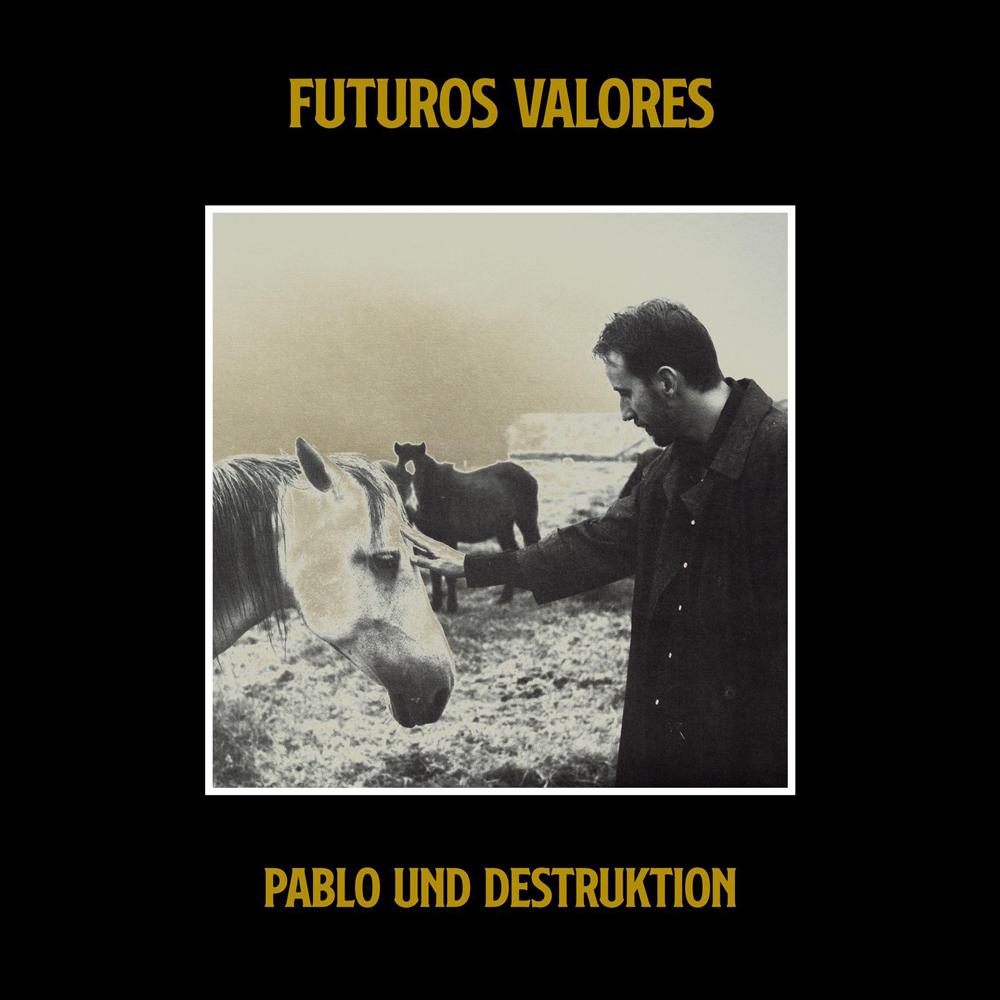 """Pablo Und Destruktion publica su quinto álbum, """"Futuros valores"""""""