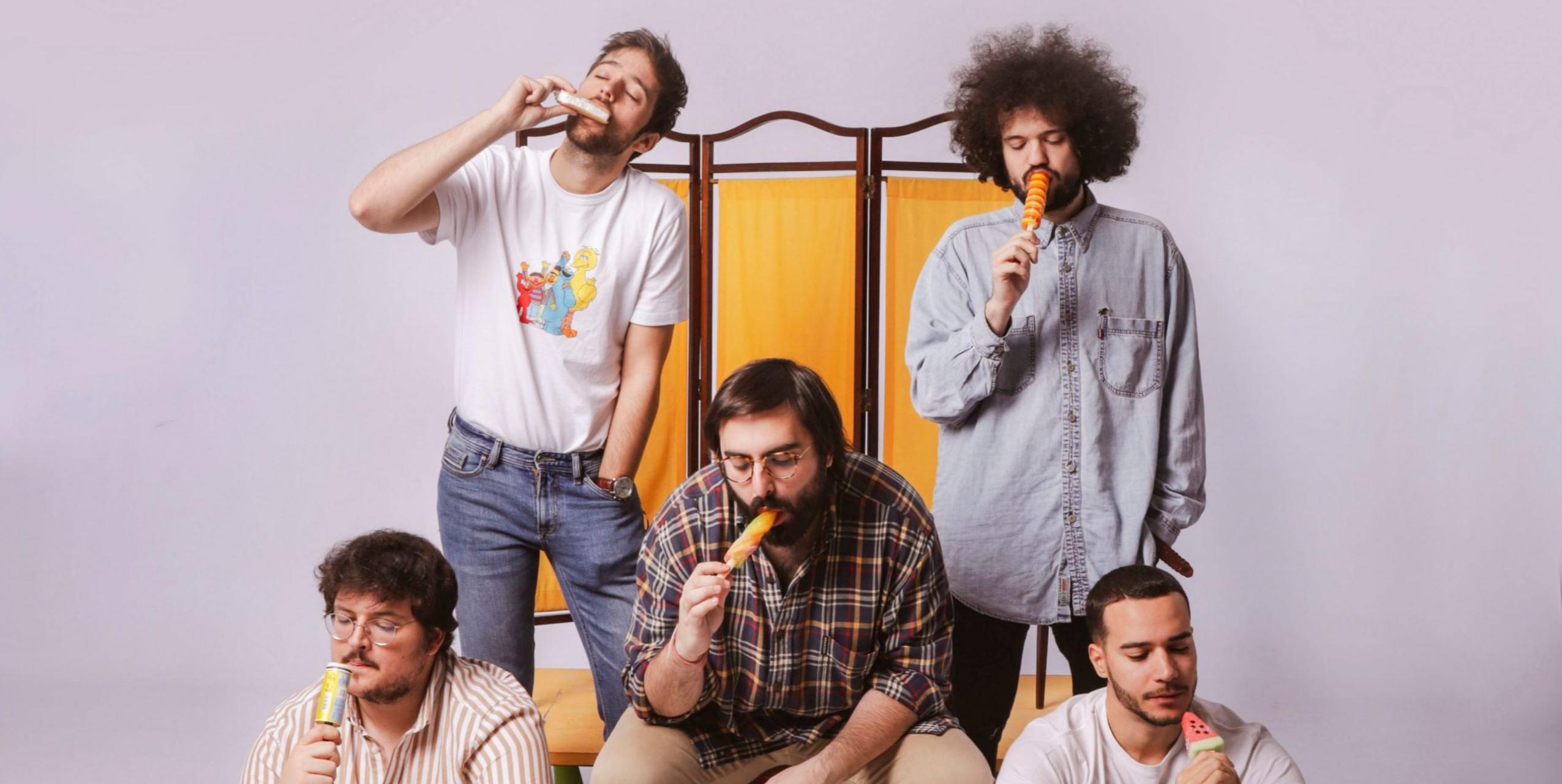 La Juventud presenta su último disco este sábado en la Siroco