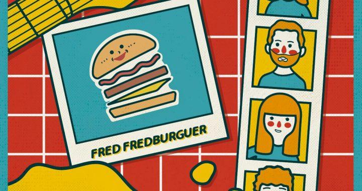 Fred Fredburguer estrenan su homónimo LP debut