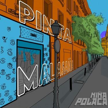 """Niña Polaca presentan nuevo single """"Pinta Malasaña"""""""