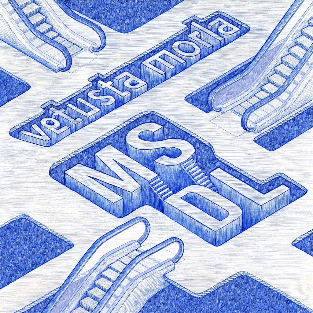 'MSDL-Canciones dentro de canciones' (Pequeño Salto Mortal, 2020). Vetusta Morla