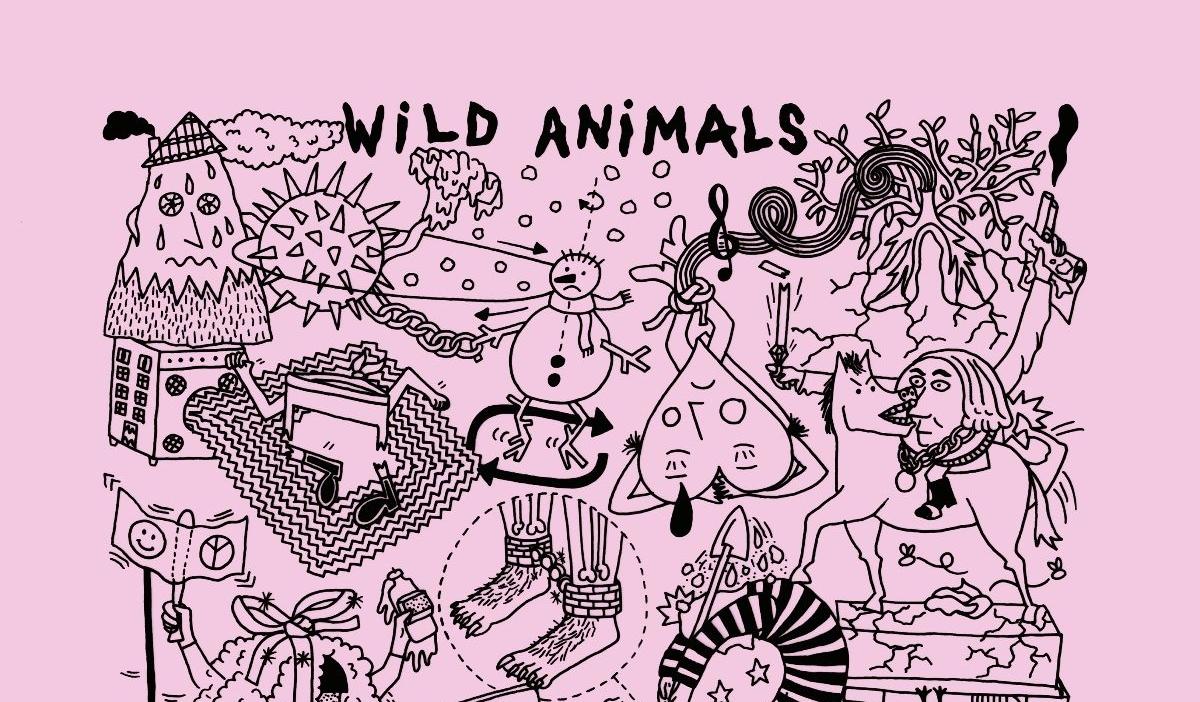 Así suenan las B – Sides de Wild Animals