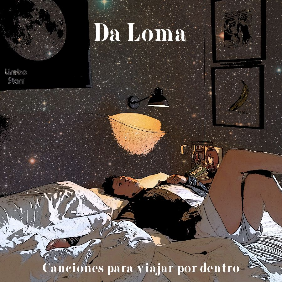 Da Loma publica su EP 'Canciones para viajar por dentro'