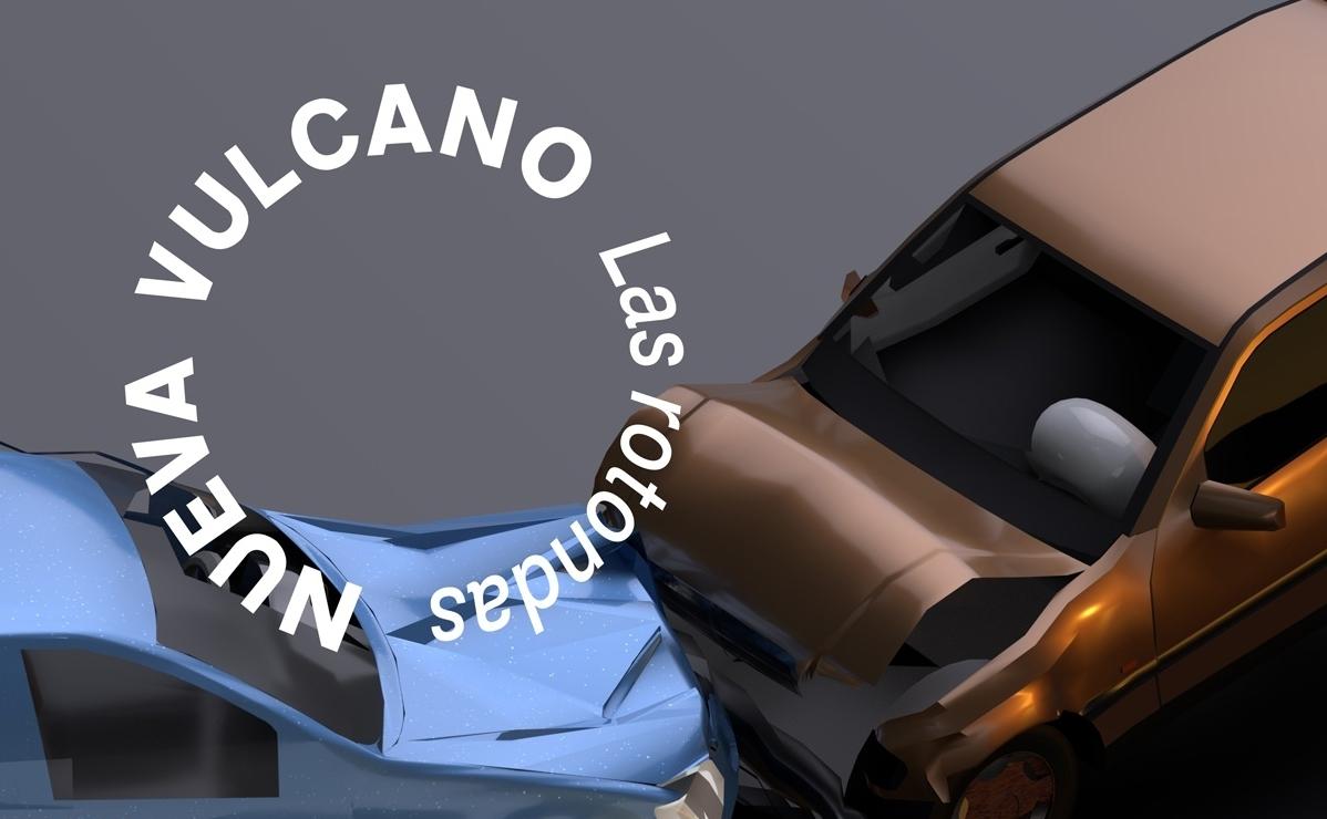 """Nueva Vulcano nos presentan nuevo single """"Las rotondas"""""""