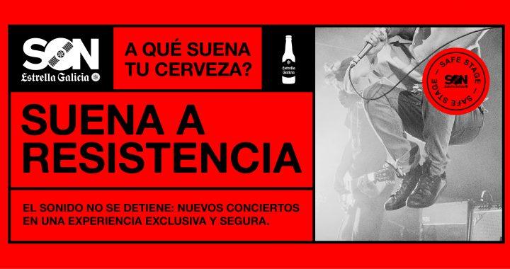 Son Estrella Galicia confirma sus primeros conciertos con público