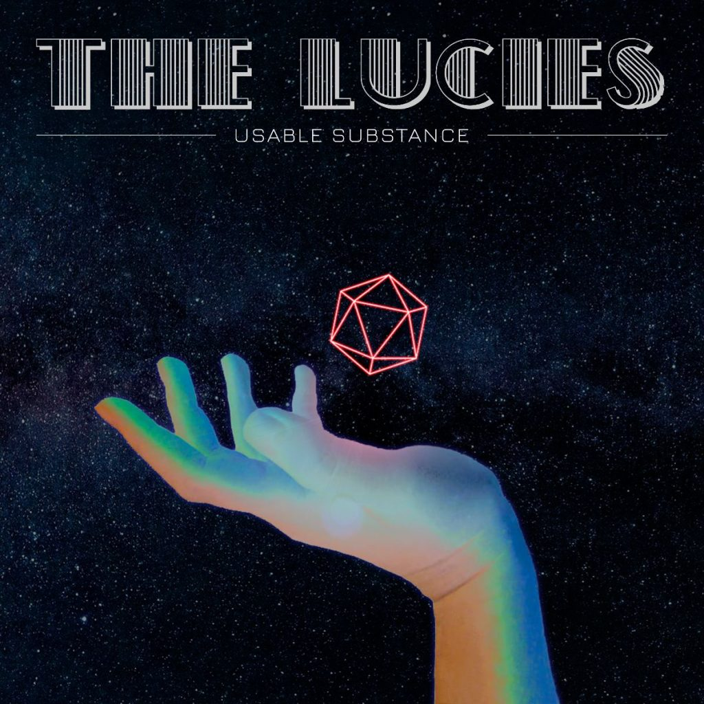 "The Lucies publican su nuevo disco ""Usable Substance"""