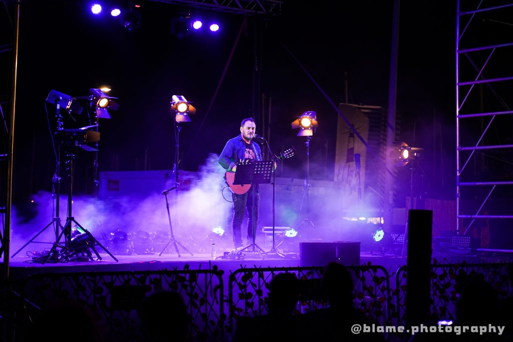 Ismael Serrano nos vuelve acercar a la música