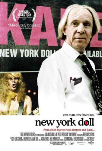 """New York Doll. The story of Arthur"": El músico que pasó del glam a la fe mormona"