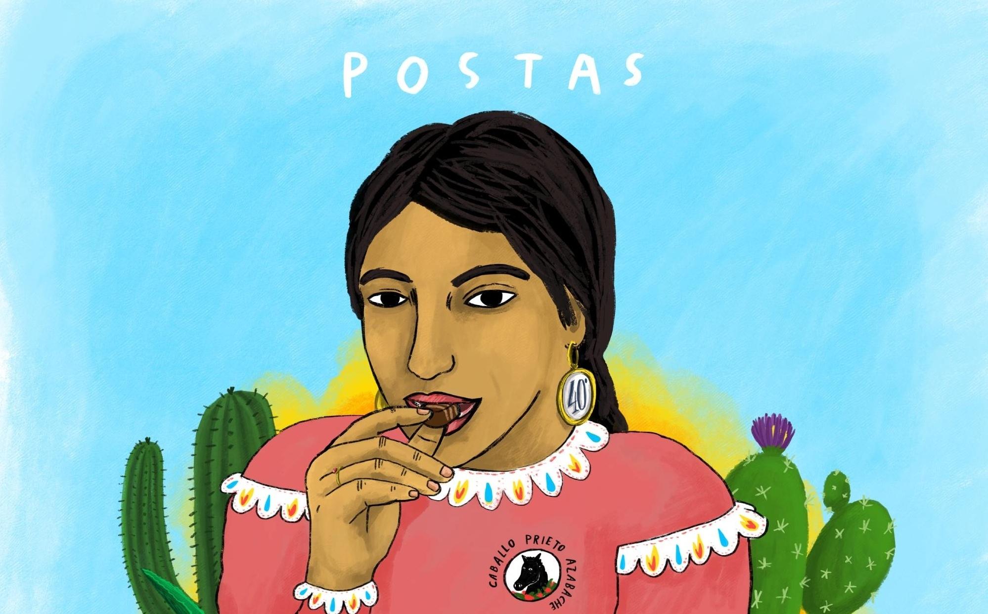 """""""Postas"""" es el nuevo single de Caballo Prieto Azabache"""