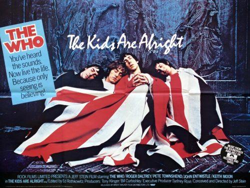 """The kids are alright"": The Who en estado de gracia"
