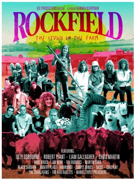 """""""Rockfield: The Studio on the Farm"""": La conexión entre Black Sabbath, Queen y Oasis"""