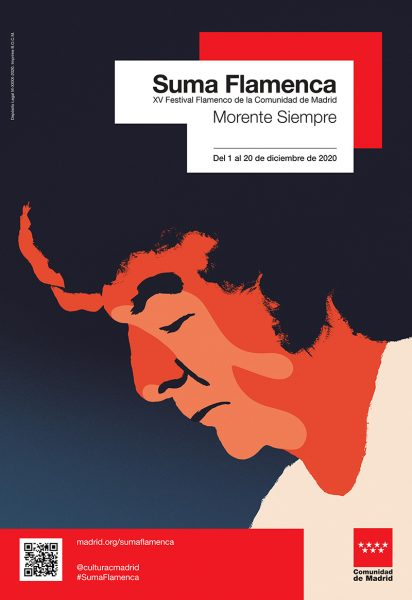 Suma Flamenca 2020 evoca el mundo sonoro de Enrique Morente