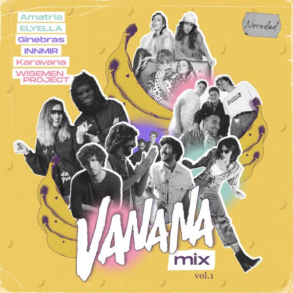 Que el fin de año nos pille bailando con el Vanana Mix