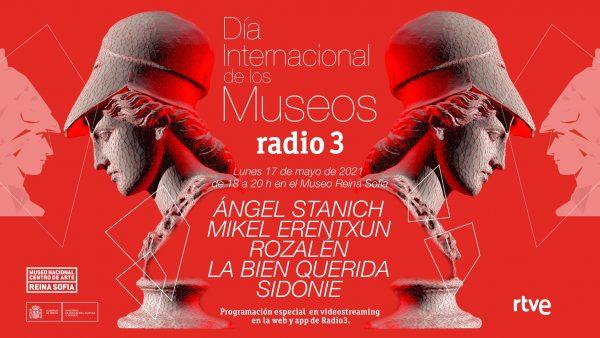 Radio3 celebra el Día Internacional de los Museos