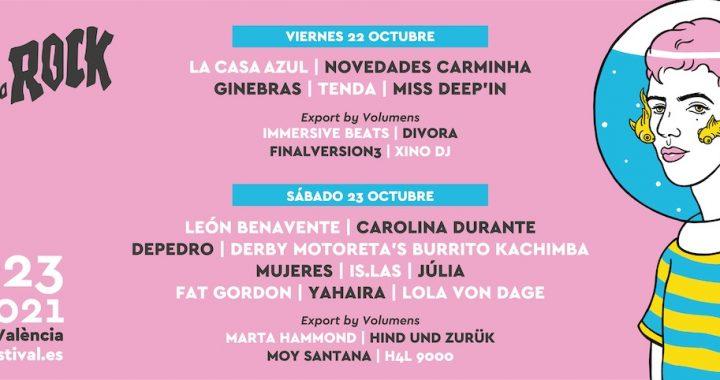 Love To Rock Festival llenará de música Valencia